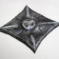 Декоративная Заклепка Амаро Серебро