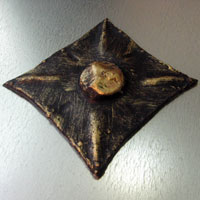 Декоративная Заклепка Амаро Золото