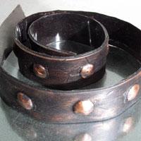 Ремень декоративный Амаро бронза