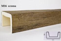 Декоративная балка Уникс 160×100 Классика