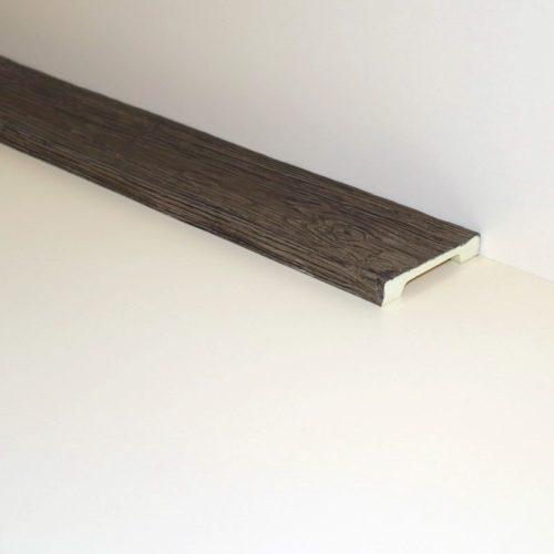 Декоративная доска Кантри 120х20 Рустик - 1.5 метра, Белый