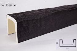 Декоративная балка Уникс 120×120 Рустик