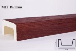 Декоративная балка Уникс 120×60 Классика