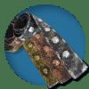 Декоративная балка Кантри под бревно 110x70