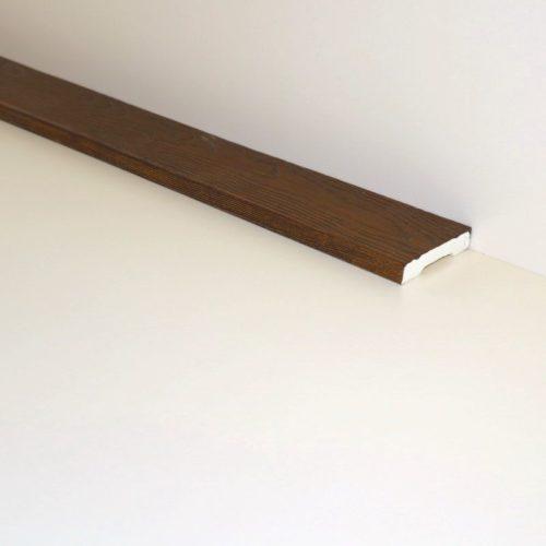 Декоративная доска Кантри 90х20 Классика - 1.5 метра, Белый