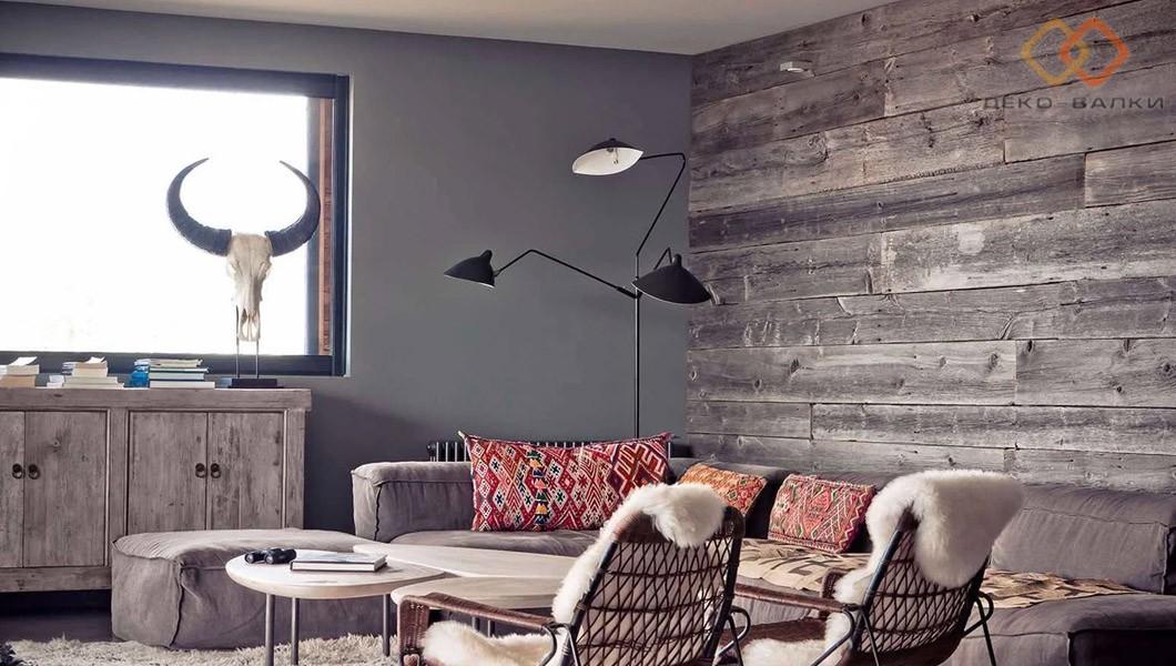 Декоративная доска на стену для интерьеров и фасадов